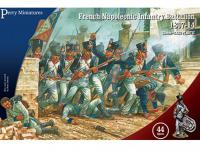 Batallón de infantería Napoleónica Francesa 1807-14 (Vista 2)