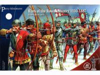 Guerras de las Rosas - Infantería 1455-1487 (Vista 3)