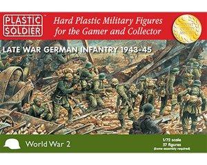Infantería alemana 1943-45   (Vista 1)