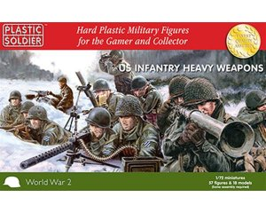 US Infantry Heavy Weapons 1944-45  (Vista 1)