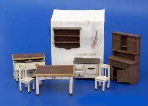 Mobiliario cocina - Ref.: PLUS-0109