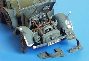 Krupp Protze - motor - Ref.: PLUS-0134