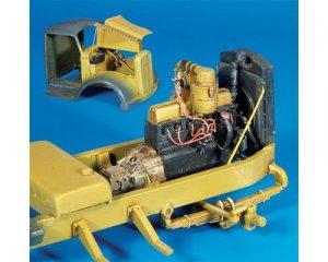 Compartimento y motor Opel Blitz - Ref.: PLUS-0301