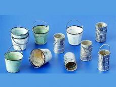 Cubos y latas - Ref.: PLUS-0152