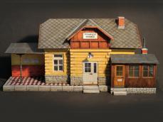 Estacion Ferroviaria - Ref.: PLUS-0368