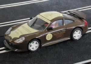 Porsche 911 GT3-R -Chocolate-  (Vista 1)