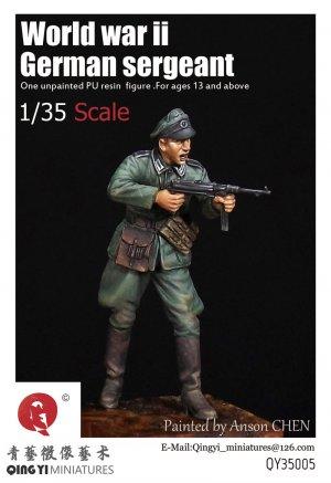 WWII German Sergeant  (Vista 1)
