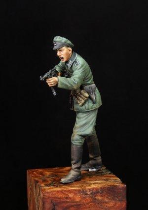 WWII German Sergeant  (Vista 2)