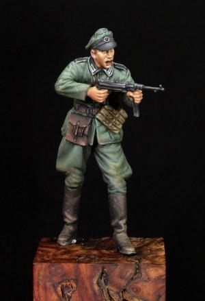 WWII German Sergeant  (Vista 3)