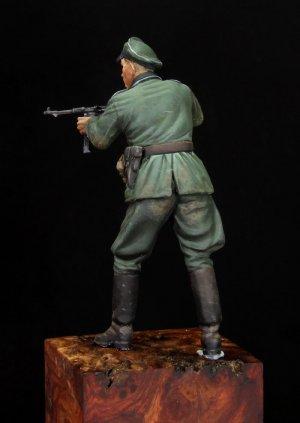 WWII German Sergeant  (Vista 5)