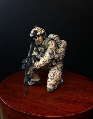 Modern US Special Force  (Vista 1)