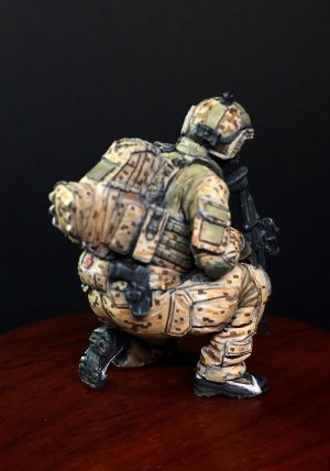 Modern US Special Force  (Vista 3)