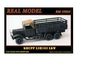 Camion Krupp L3H163 LKW  (Vista 1)