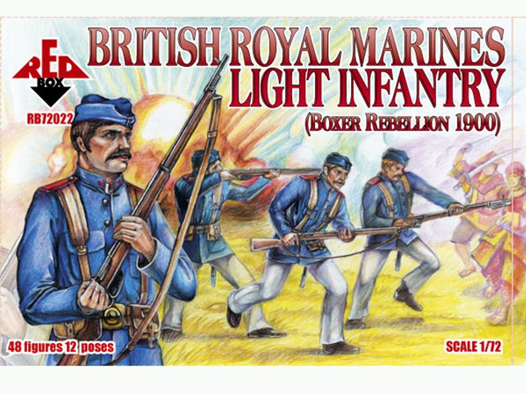Infantería Ligera de los Marines Reales   (Vista 1)