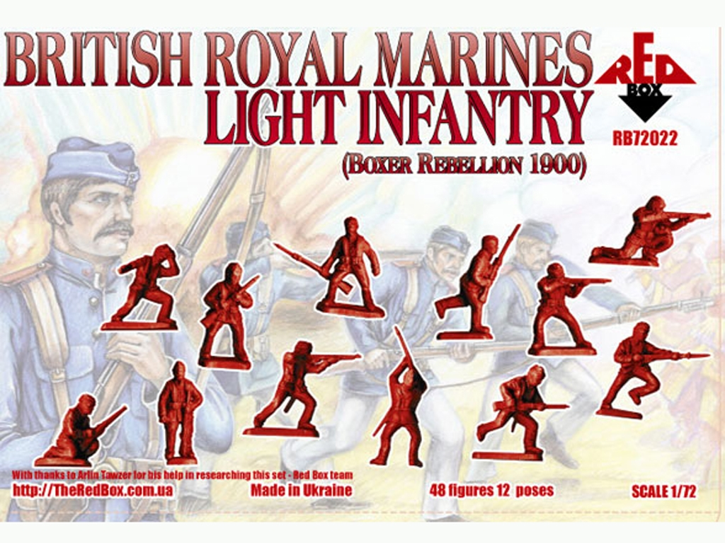 Infantería Ligera de los Marines Reales   (Vista 2)