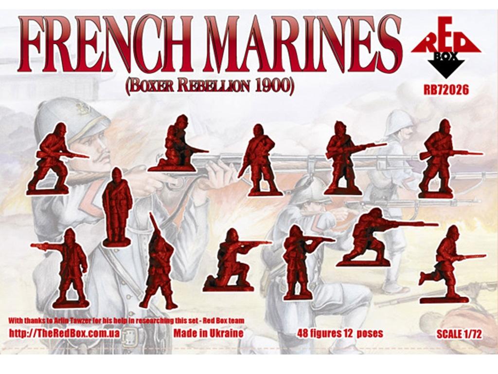 Marines Franceses 1900  (Vista 2)