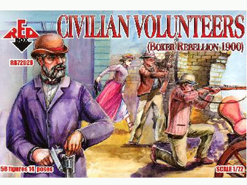 Voluntarios civiles 1900  (Vista 1)