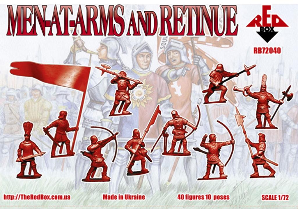 Hombres de Armas  (Vista 2)