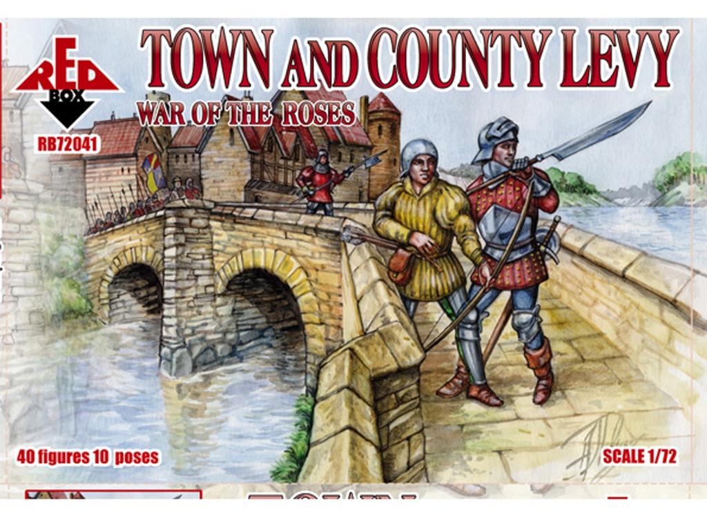 Embargo sobre la ciudad y el condado  (Vista 1)