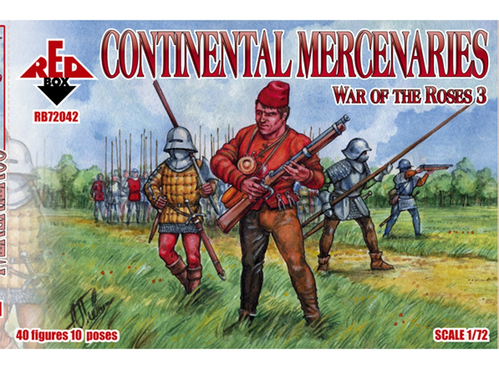 Mercenarios Coninentale  (Vista 1)