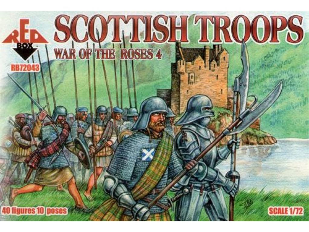 Tropas Escocesas  (Vista 1)
