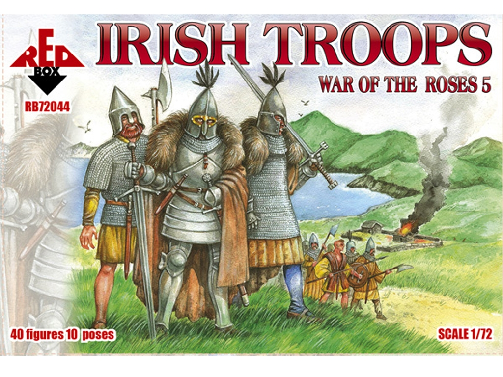 Tropas Irlandesas  (Vista 1)