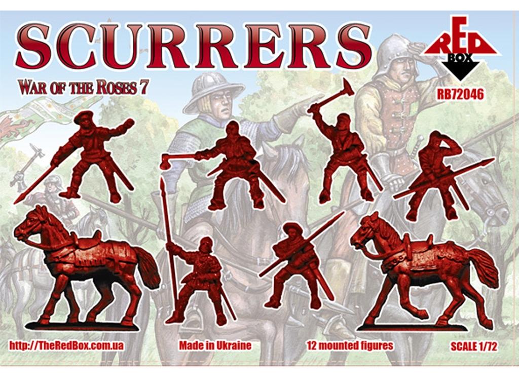 Scurrers - Guerra de las Rosas Siglo XV  (Vista 2)