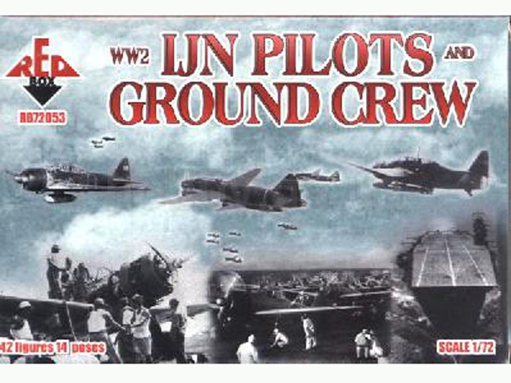 Pilotos de Aviación de la Armada Imperia  (Vista 1)