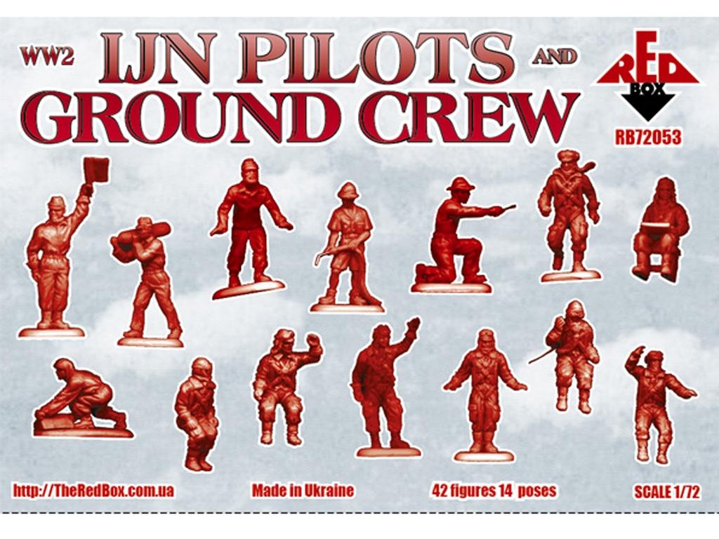 Pilotos de Aviación de la Armada Imperia  (Vista 2)