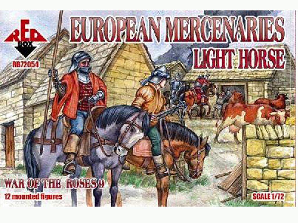 Caballeros Mercenarios Europeos Siglo XV  (Vista 1)