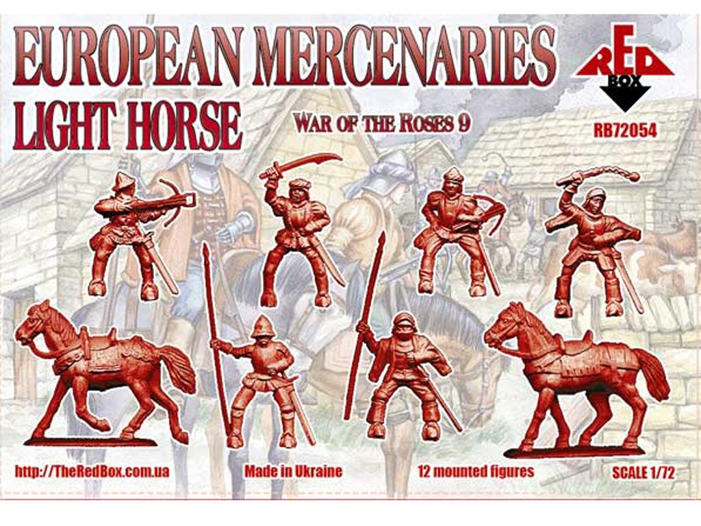Caballeros Mercenarios Europeos Siglo XV  (Vista 2)