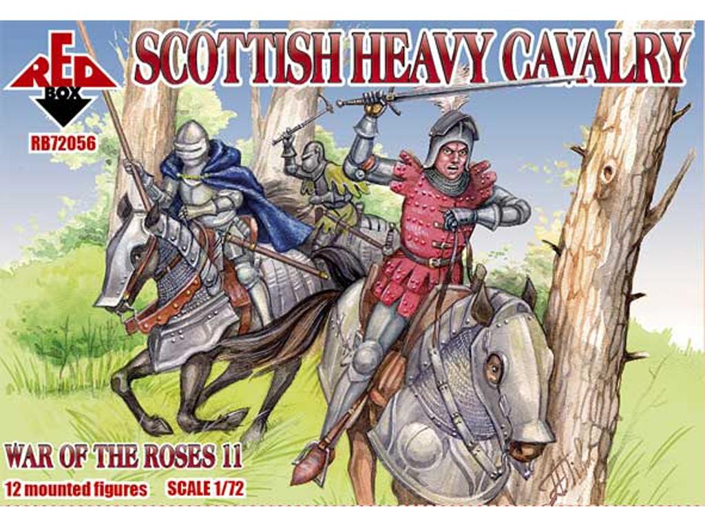 Caballería Pesada Escocesa 1455/1485  (Vista 1)