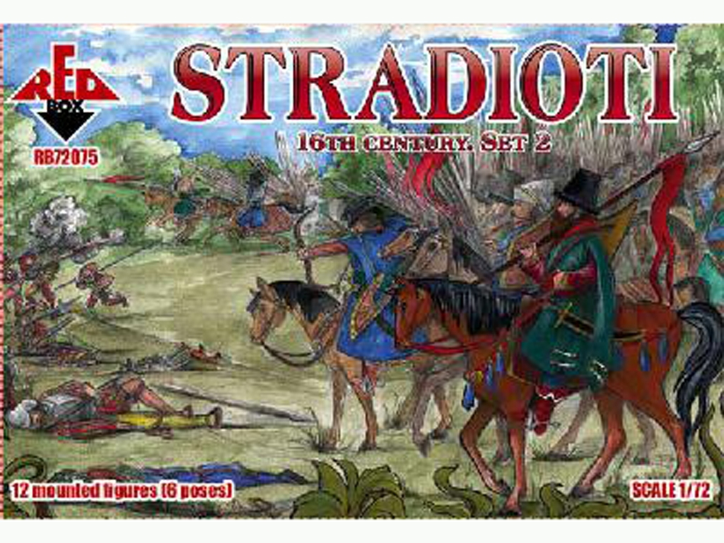 Stradioti Mercenarios Balcanes Set 2 Sig  (Vista 1)