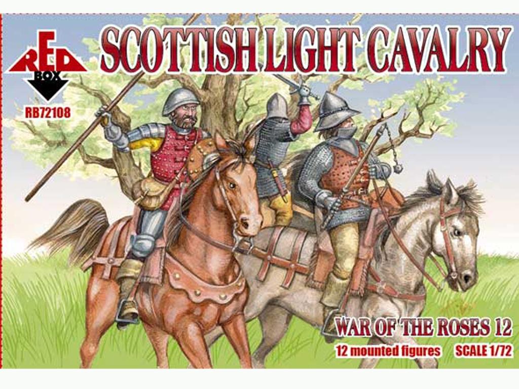 Caballería Ligera Escocesa Guerra de las  (Vista 1)