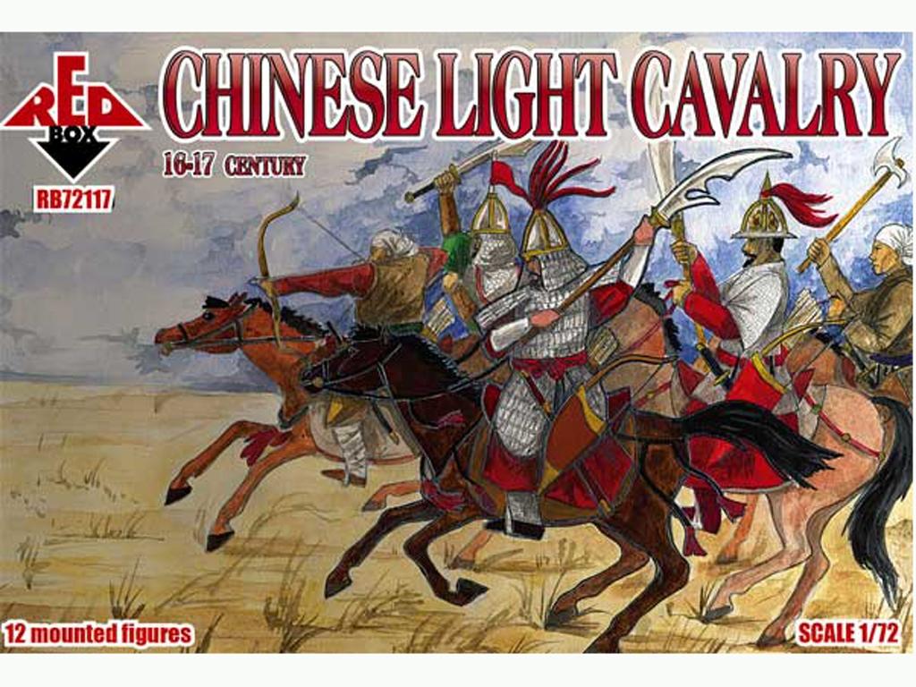 Caballería Ligera China Siglos XVI / XVI  (Vista 1)