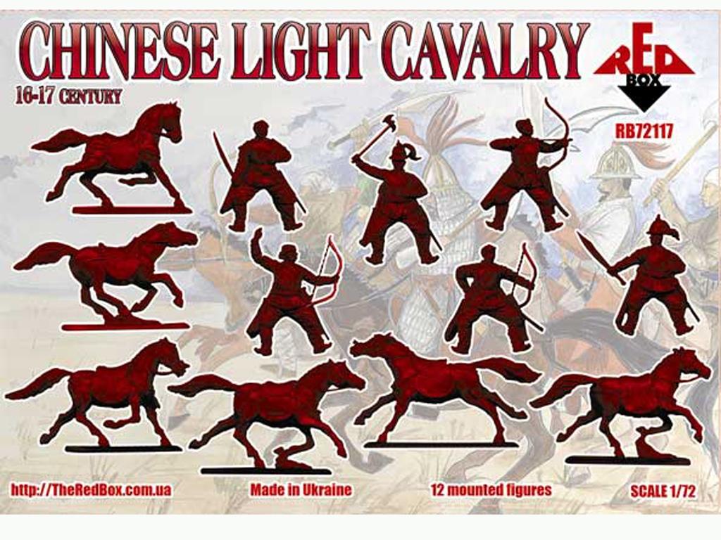 Caballería Ligera China Siglos XVI / XVI  (Vista 2)