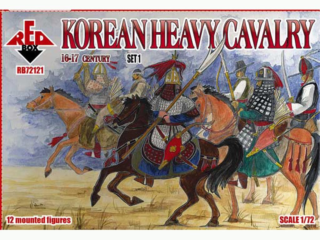 Caballería Pesada de Corea Siglos XVI /   (Vista 1)