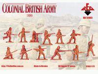 Ejército Colonial Británico 1890 (Vista 4)