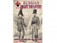 Infantería ligera Rusa (Jagers) 1803-1807 (Vista 3)