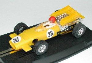 McLaren F1 Yellow  (Vista 1)
