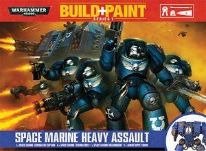 Space Marine Heavy Assault  (Vista 1)