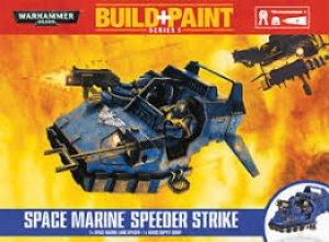 Space Marine Speeder Strike  (Vista 1)
