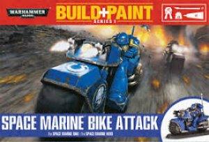 Space Marine Bike Attack  (Vista 1)