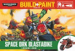 Space Ork Blastabike  (Vista 1)
