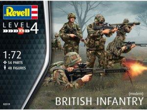 Infanteria Britanica Moderna  (Vista 1)