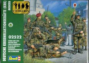Fuerzas Alemanas Modernas SFOR-KFFOR  (Vista 1)