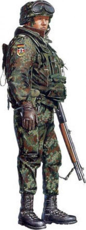 Fuerzas Alemanas Modernas SFOR-KFFOR  (Vista 2)