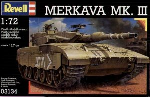 Merkava Mk.III - Ref.: REVE-03134