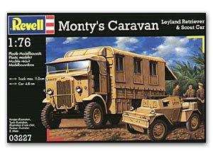 Monty's Caravan/Leyland Retriever & Scou - Ref.: REVE-03227