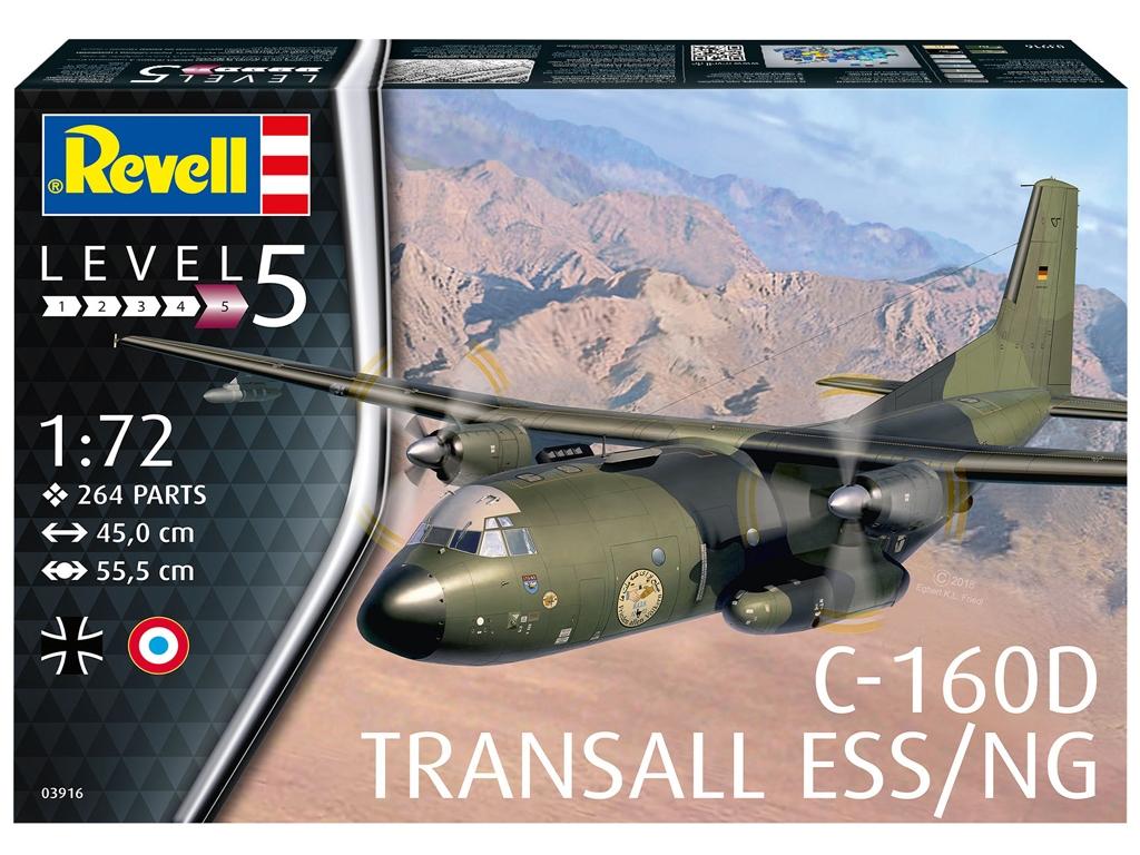 C-160 Transall ESS/NG  (Vista 2)